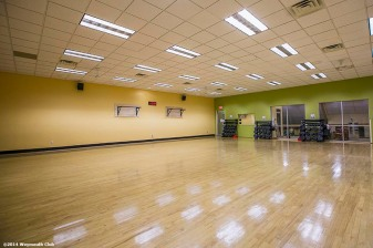"""The fitness studio is shown at the Weymouth Club Tennis & Fitness Center in Weymouth, Massachusetts Sunday, December 21, 2014."""