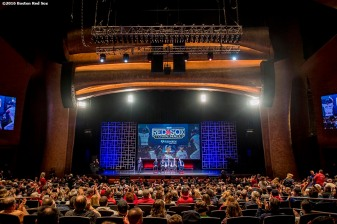 January 20, 2017, Ledyard, CT: at the sixth annual NESN Town Hall during during the 2017 Red Sox Winter Weekend at Foxwoods Resort & Casino in Mashantucket, Connecticut Friday, January 20, 2017. (Photo by Billie Weiss/Boston Red Sox)