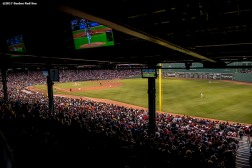 BOSTON, MA - MAY 23: The Tully Tavern is shown during a game between the Boston Red Sox and the Texas Rangers on May 23, 2017 at Fenway Park in Boston, Massachusetts. (Photo by Billie Weiss/Boston Red Sox/Getty Images) *** Local Caption ***