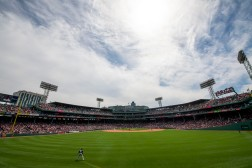 BOSTON, MA - JUNE 10: A general view during a game between the Boston Red Sox and the Chicago White Sox on June 10, 2018 at Fenway Park in Boston, Massachusetts. (Photo by Billie Weiss/Boston Red Sox/Getty Images) *** Local Caption ***
