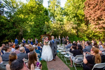 """The wedding of Stephanie and Max at Smith Barn at Brooksby Farm in Peabody, Massachusetts."""