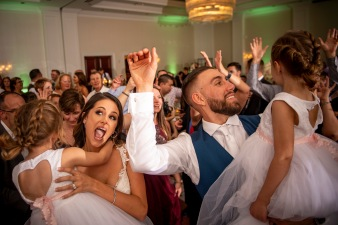 January 12, 2019, Fort Myers, FL: The wedding of Chelsea Zara and Matt Barnes at the Hyatt Regency Coconut Point Hotel in Fort Myers, Florida Saturday, January 12, 2019. (Photo by Billie Weiss and Eric Lee)