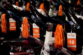 February 2, 2018, Boston, MA: The 2019 Cycle For Survival is held at Equinox in Boston, Massachusetts Saturday, February 2, 2019. (Photo by Billie Weiss/Drawbridge Digital)