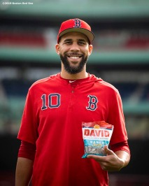 BOSTON, MA - APRIL 29: David Price #10 of the Boston Red Sox poses for a portrait before a game against the Oakland Athletics on April 29, 2019 at Fenway Park in Boston, Massachusetts. (Photo by Billie Weiss/Boston Red Sox/Getty Images) *** Local Caption *** David Price