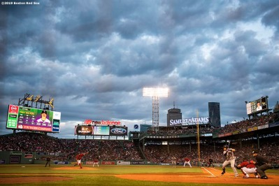 BOSTON, MA - MAY 15: A general view during a game between the Boston Red Sox and the Colorado Rockies on May 15, 2019 at Fenway Park in Boston, Massachusetts. (Photo by Billie Weiss/Boston Red Sox/Getty Images) *** Local Caption ***
