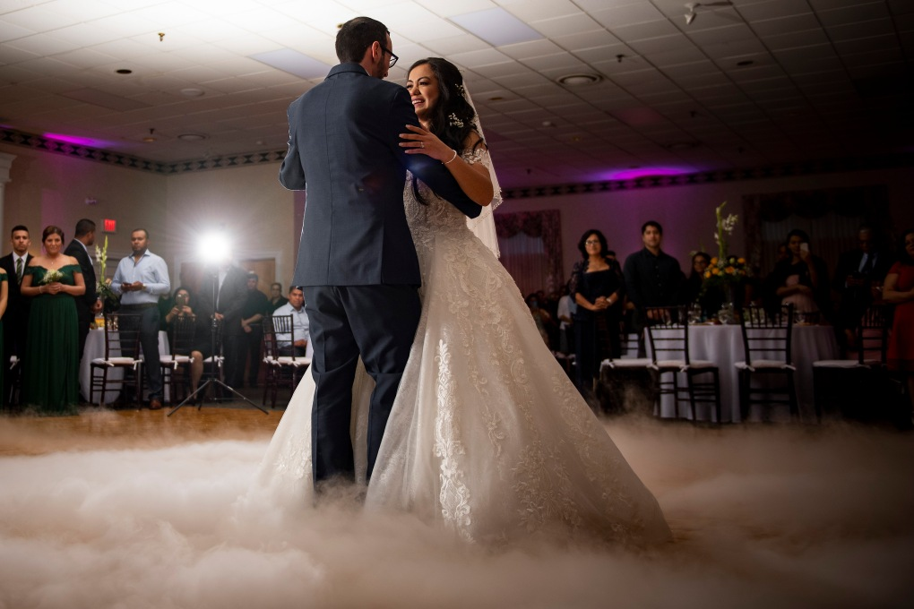 June 1, 2019 , Boston, MA: The wedding of Ana and Nixon Peralta in Brighton, Massachusetts Saturday, June 1, 2019. (Photo by Billie Weiss and Marissa McClain)