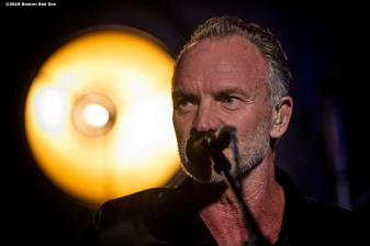 LONDON, ENGLAND - JUNE 27: Musical artist Sting performs during the Mission Gratitude Gala in Cooperation with Home Base and the Red Sox Foundation ahead of the 2019 Major League Baseball London Series on June 27, 2019 at Kensington Palace in London, England. (Photo by Billie Weiss/Boston Red Sox/Getty Images) *** Local Caption *** Sting