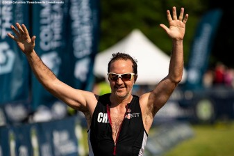 BOSTON, MA - JULY 28: during the Columbia Threadneedle Investments Triathlon on July 28, 2019 in Boston, Massachusetts.