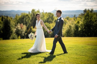 """The wedding of Hilary and Chris at the Mountain View Grand Hotel in Whitefield, New Hampshire."""