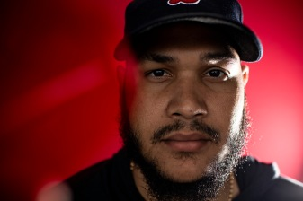 BOSTON, MA - JUNE 21: Eduardo Rodriguez #57 of the Boston Red Sox poses for a portrait before a game against the Toronto Blue Jays on June 21, 2019 at Fenway Park in Boston, Massachusetts. (Photo by Billie Weiss/Boston Red Sox/Getty Images) *** Local Caption *** Eduardo Rodriguez