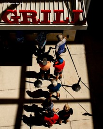 FT. MYERS, FL - MARCH 10: Fans wait in line in the concourse during a Grapefruit League game between the Boston Red Sox and the St. Louis Cardinals on March 10, 2020 at jetBlue Park at Fenway South in Fort Myers, Florida. (Photo by Billie Weiss/Boston Red Sox/Getty Images) *** Local Caption ***